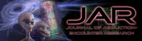 JAR, The Journal of Abduction-Encounter Research