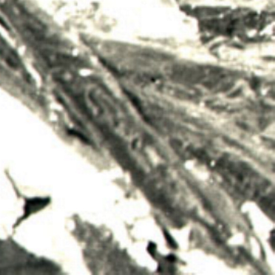 Roswell crash photograph of I-beam and other anomalous material.