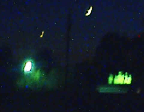Alien Abduction Experience and Research Copyrighted Photograph.