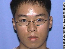 Cho Seung Hui, Virginia Tech Student